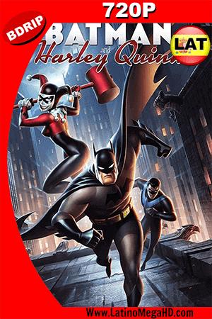 Batman y Harley Quinn (2017) Latino HD BDRip 720p ()