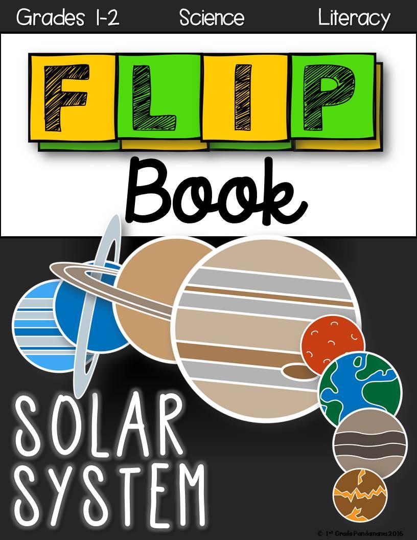 1st Grade Pandamania: Flipping Over FLIP Books!