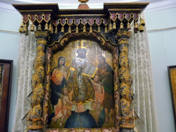 Батурин. Палац графа Розумовського. Ікони 18-19 ст.