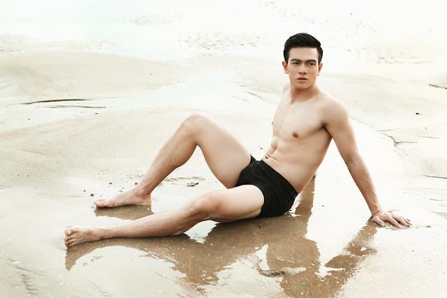 Lê Xuân Tiến : Chàng model táo bạo với những hình ảnh nude cực nóng bỏng (Có fb)