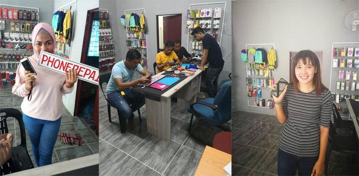 Servis Repair iPhone serta Smartphone Terbaik Pulau Langkawi