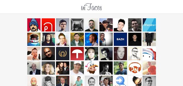 UI Faces - Tools Desain untuk UX/UI Designers (Part I)