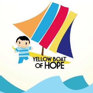 Yellow Boat of Hope