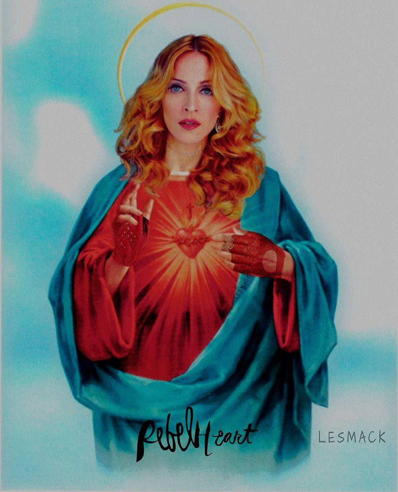 Messiah (DIVINE COMEDY)   : Honorary Apostlette Madonna