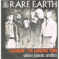 """Η διασκευή των Rare Earth στο τραγούδι των The Temptations """"(I Know) I'm Losing You"""""""