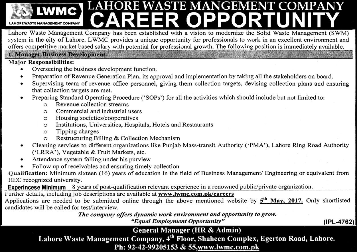 Management Company jobs