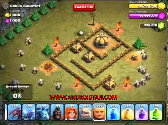 Game Coc Mod Apk for Android