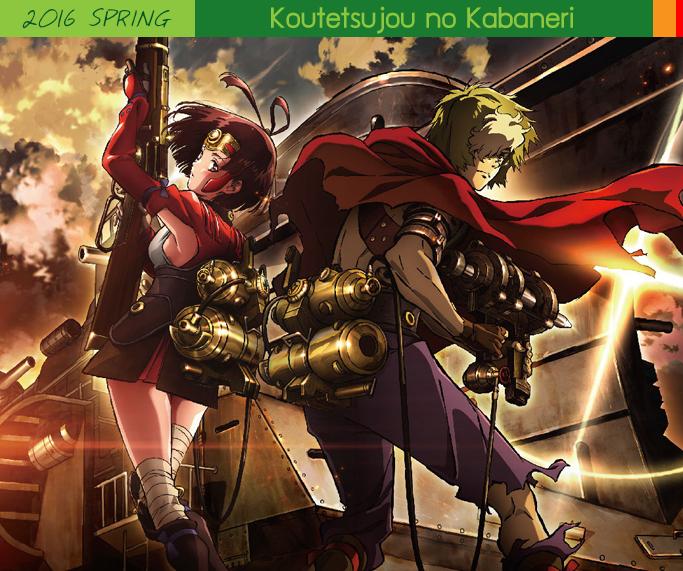 Koutetsujou No Kabaneri - Gersub