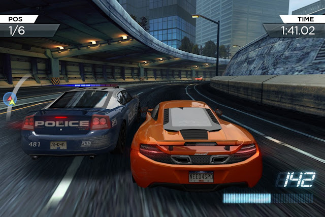 Need for Speed™ Most Wanted Adfat.net