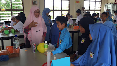 Pengajaran Sains Menggunakan Pendekatan IBSE (Inquiry Based Science Education)