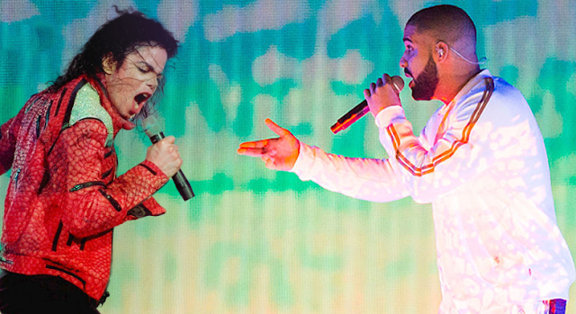 Drake – Don't Matter To Me Ft. Michael Jackson