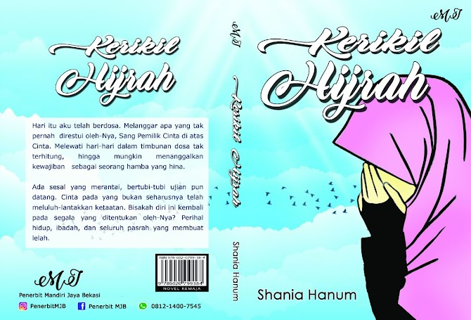 Review Buku Kerikil Hijrah