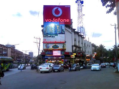 Balmatta Circle Mangalore India