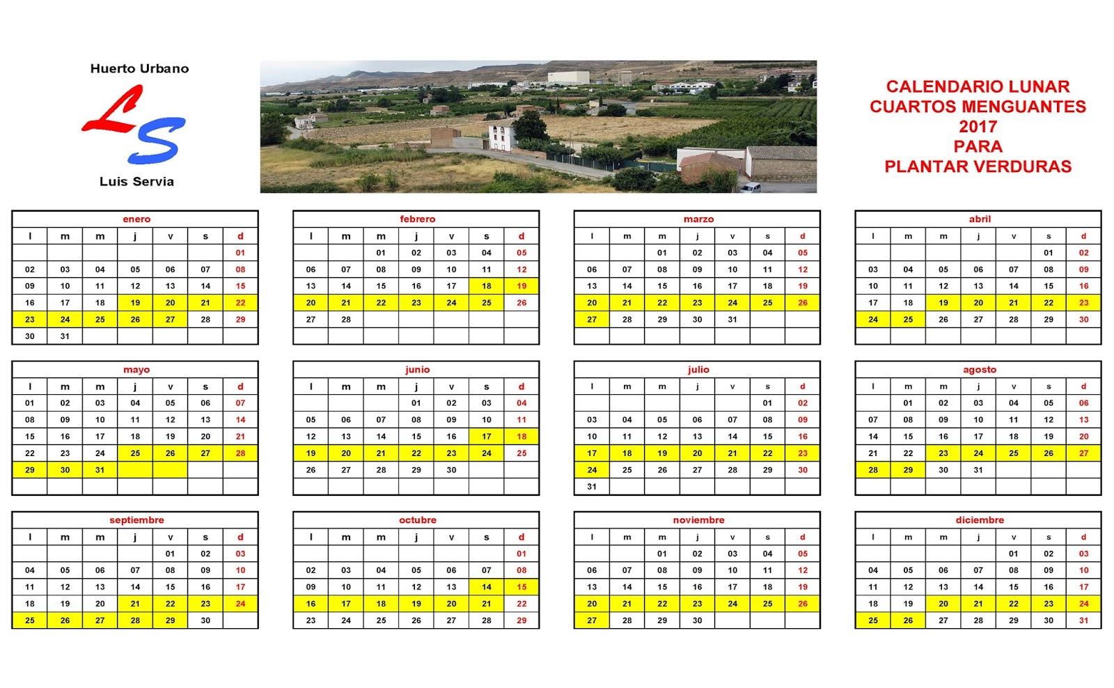 Lunar calendar 2017 printable lunar phase calendar for Lunar fishing calendar 2017