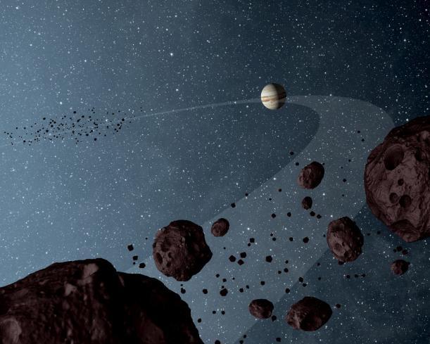 Jupiter's unknown journey revealed