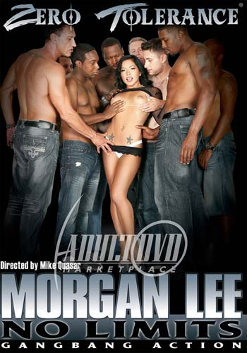 18+ MORGAN LEE NO LIMITS-HDRip Adult Movie Poster