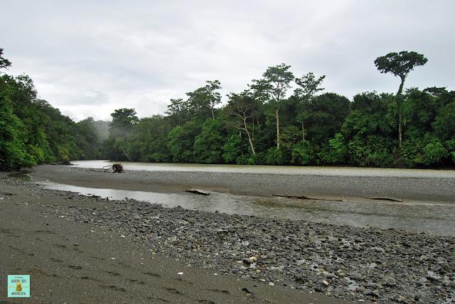Parque Nacional de Corcovado en Costa Rica