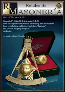 Retales Masonería 93 – Marzo 2019