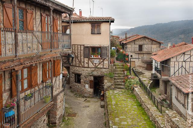 Pueblos Sierra de Francia Miranda del Castañar Salamanca