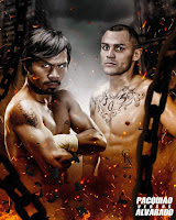 Manny Pacquiao vs Mike Alvarado