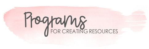 Programs for Creating TPT Resources
