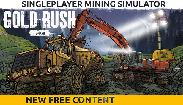 Gold Rush The Game Parkers Edition PC Game Download