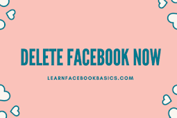 Deactivate Facebook Account | Delete Facebook Account Link Now