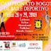 IV Campeonato de Baile Deportivo 2018 - Modalidad Btrsk Dance