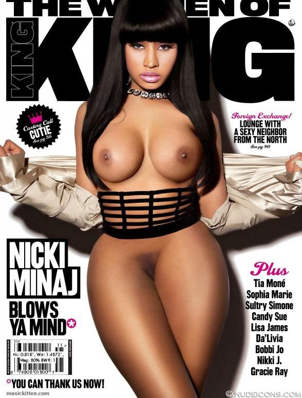 naked hd images Nicki Minaj