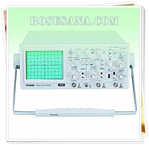 Pro Tek Oscilloscope : R hardware electronics protek mhz oscilloscope