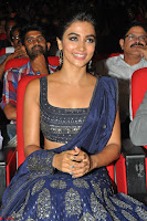 Pooja Hegde choli saree at DJ Duvvada Jaggannadham music launch ~  Exclusive 122.jpg