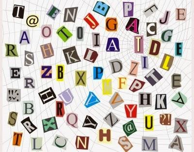 Alfabeto para hashtag