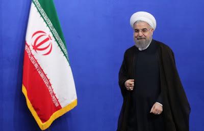 حسن روحاني: سرعة انهيار منازل شيدتها الدولة فى الزلزال يكشف عن فساد