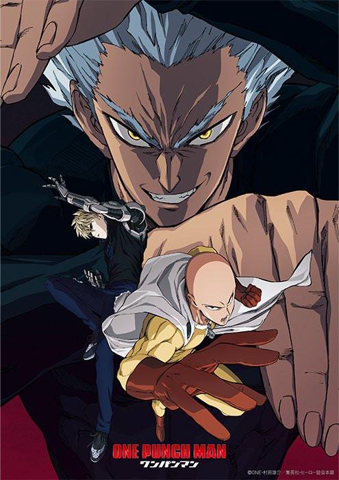 Segunda temporada de One-Punch Man: Fecha de estreno y tráiler