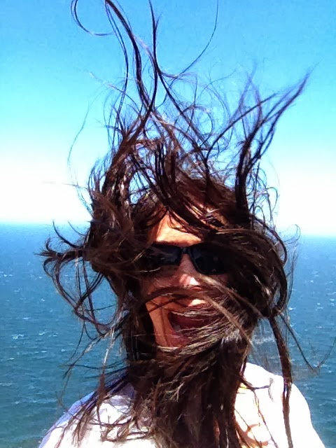 Cape Point Tour - The wind was ridiculous at Cape Point