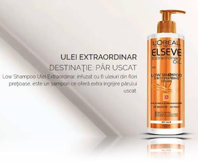 Pareri forumuri Elseve Low Shampoo sampon ingrijirea parului deteriorat