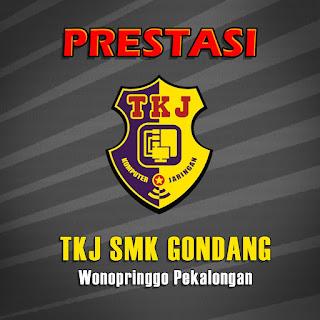 Prestasi TKJ SMK Gondang Wonopringgo Pekalongan