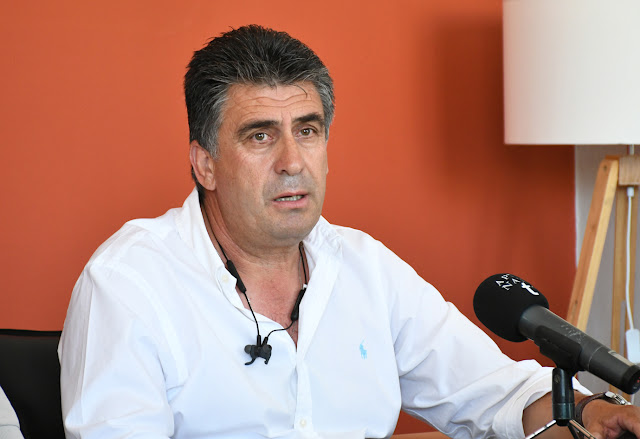 Ο Παναργειακός διέκοψε την συνεργασία με τον Σταύρο Κρεμαστιώτη