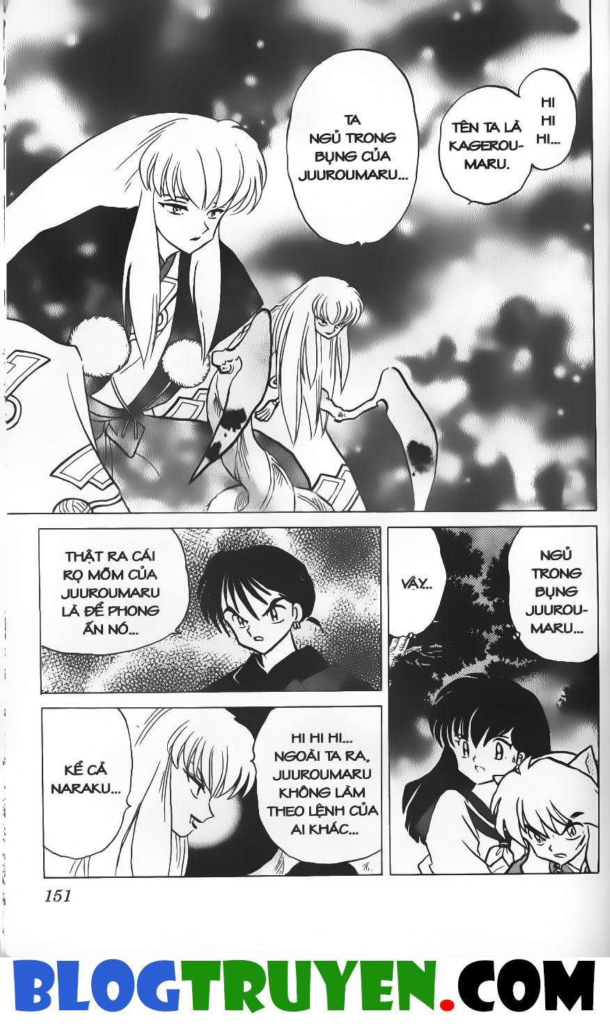 Inuyasha vol 17.9 trang 4