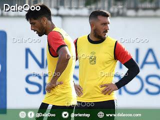 Marcel Román y Matías Duffard podrían jugar juntos en la contención de Oriente Petrolero - DaleOoo