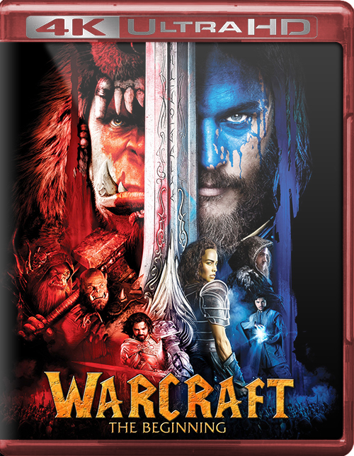 Warcraft: The Beginning [2016] [UHD] [2160p] [Latino]