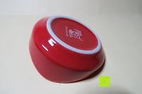 Ablage unten: Porzellan Teekannenservice von Original First Tea (Rot)