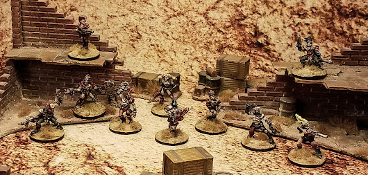 15mm Post Apocalyptic Road Outlaws