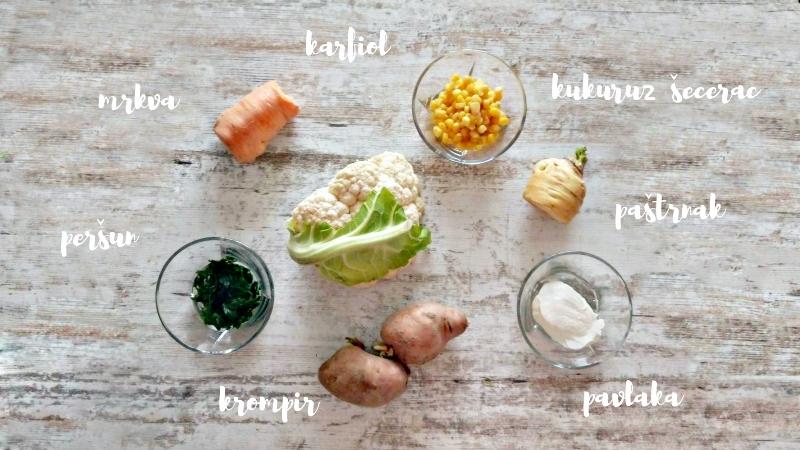 Karfiol za bebe recepti