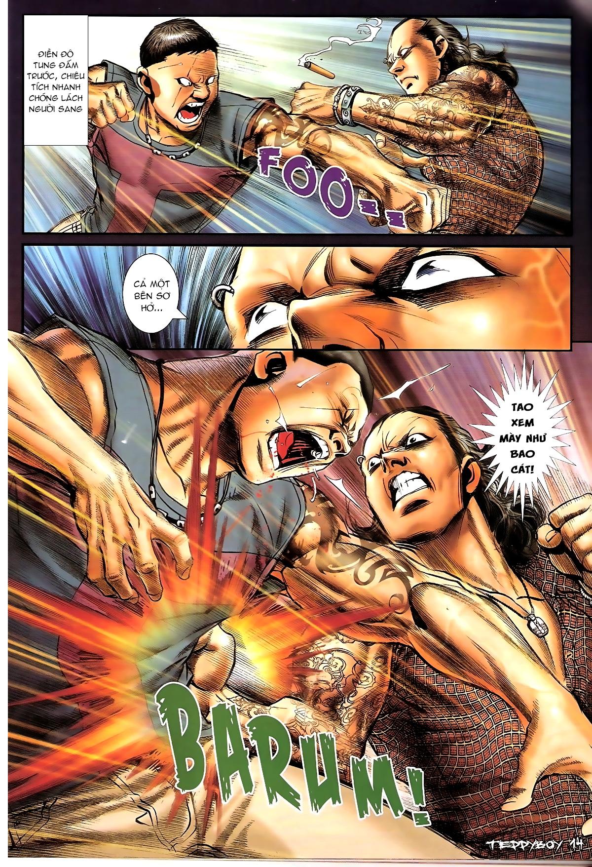 Người Trong Giang Hồ - Chapter 1328: Rắc rối - Pic 11