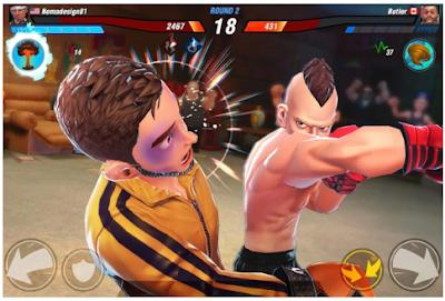 Boxing Stars Mega Mod