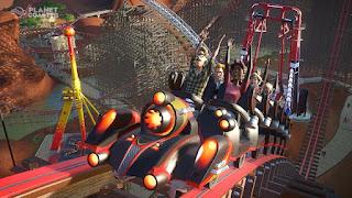 Planet Coaster Cedar Points Steel Vengeance Full Game Cracked