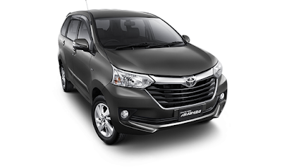 Grand New Toyota Avanza Warna Gray Metallic