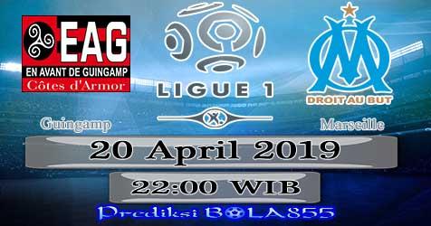 Prediksi Bola855 Guingamp vs Marseille 20 April 2019