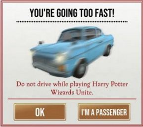 HPWU, Do Not Drive, Message